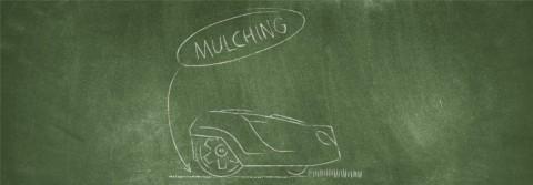 Automower® - Where do the grass clippings go?